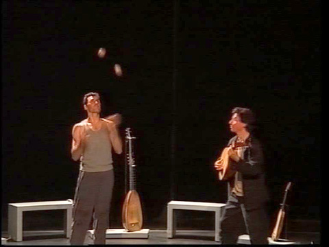 Compagnie Chant de Balles - Le chant des balles