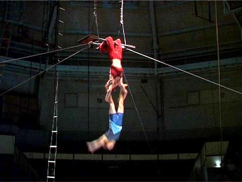 Ecole Supérieure des Arts du Cirque - Exit