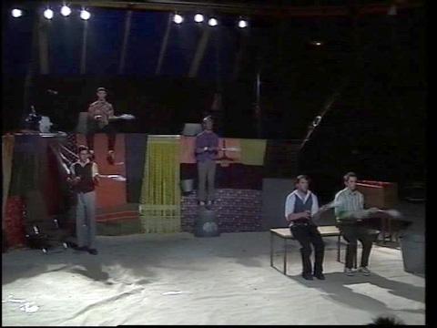 Baro d'Evel Cirk Compagnie - Porque No ?