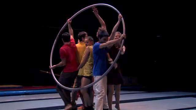 26e promotion du Centre National des Arts du Cirque - Première matière première