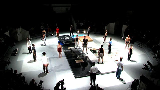 Cirque à l'oeuvre, 25 ans du Cnac 30 avril 2011