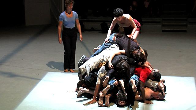 Cirque à l'oeuvre, 25 ans du Cnac 30 avril 2011 - Extraits