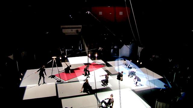 Cirque à l'oeuvre, 25 ans du Cnac 1er mai 2011 - Extraits