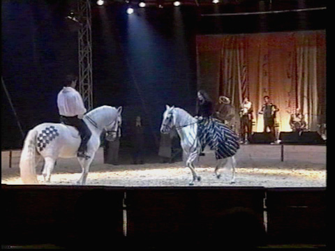 Compagnie Salam Toto - La guinguette cavale des hippos culs peints