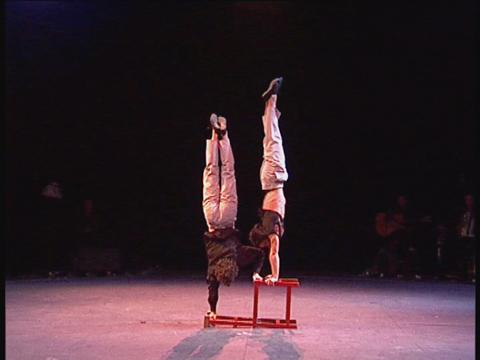 Spectacles des écoles de cirque - CIRCa 2003
