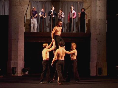 Hopôpop Cabaret - CIRCa 2003