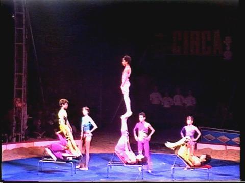 Gala de clôture - CIRCa 1993