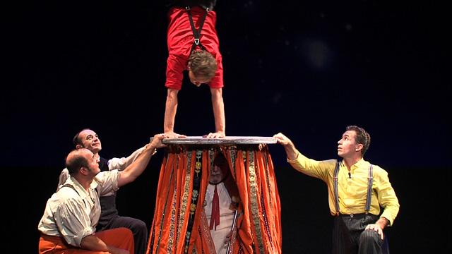 Les Acrostiches et compagnie – C'est quoi ce cirque !!