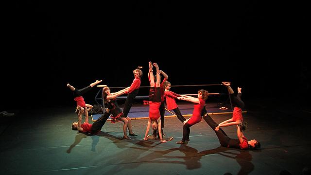 Spectacles des écoles de cirque - CIRCa 2012