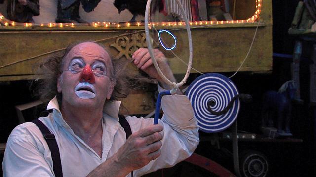 Cirque Zampanos - Le petit cercle boiteux de mon imaginaire