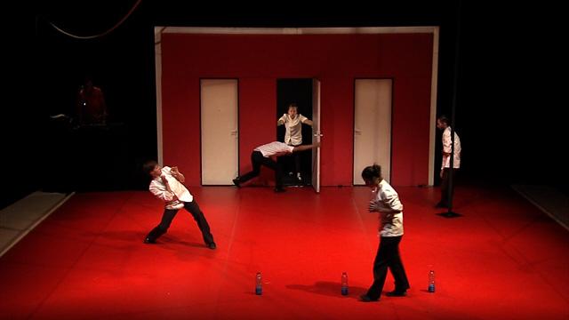 28ème promotion du Centre National des Arts du Cirque - Coma Idyllique