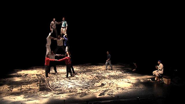 Groupe acrobatique de Tanger - Halka