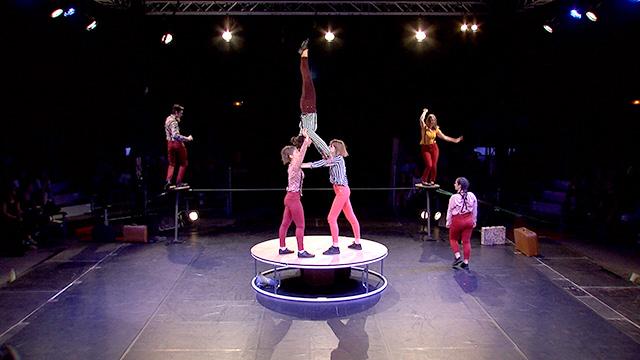 Spectacle des écoles de cirque - CIRCa 2017