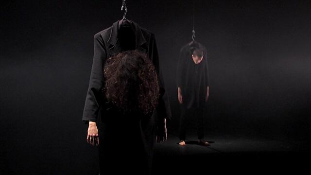 Cie L'Oublié(e) - Raphaëlle Boitel  -  La chute des anges