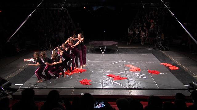 Spectacle des écoles de cirque - CIRCa 2019