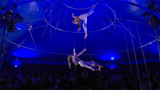 L'Envolée Cirque - ELLE/S