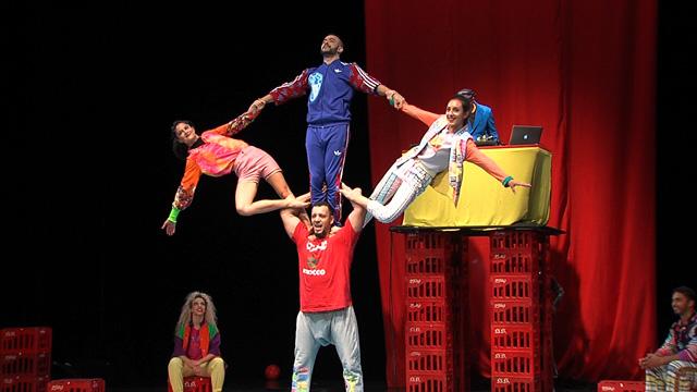 Groupe acrobatique de Tanger - FIQ !