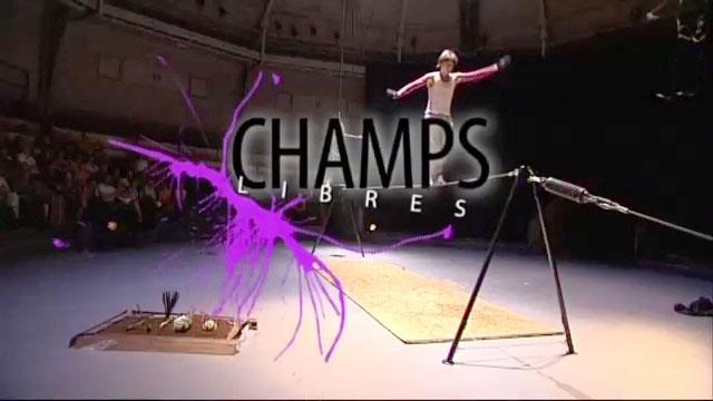 France 3 - 'Champs libres'  - Cirque à Châlons... - Sept 2009