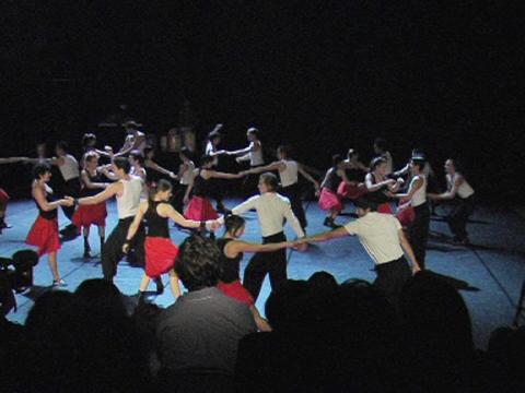 Ecoles El Coreto et Rosny-sous-Bois - Circo efimero 2