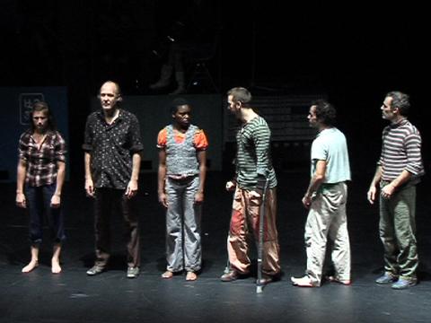 Les Ballets C. de la B. / Koen Augustijinen - IMPORT EXPORT