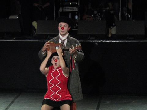 Le cabaret des 20 ans - CIRCa 2007