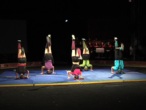 Spectacles des écoles de cirque - CIRCa 2007