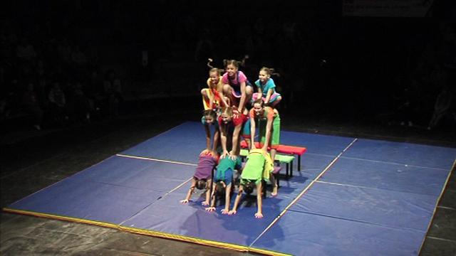 Spectacles des écoles de cirque - CIRCa 2008 - le 29/10