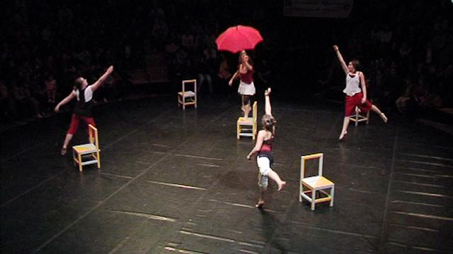 Spectacles des écoles de cirque - CIRCa 2008 - le 30/10