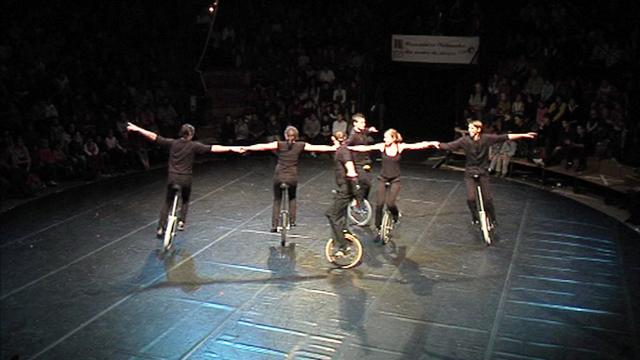 Spectacles des écoles de cirque - CIRCa 2008 - le 31/10