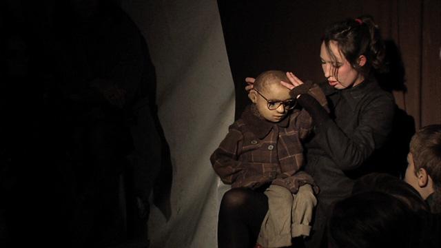 Théâtre d'un jour - L'enfant qui…