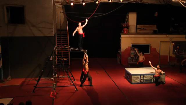 Pop Circus - Avec la pêche, ça passe !