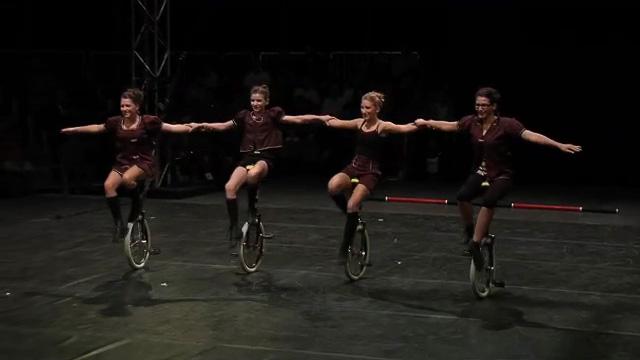 Spectacles des écoles de cirque - CIRCa 2010