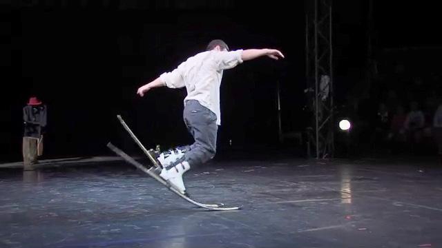 Vidéo Léo Blois